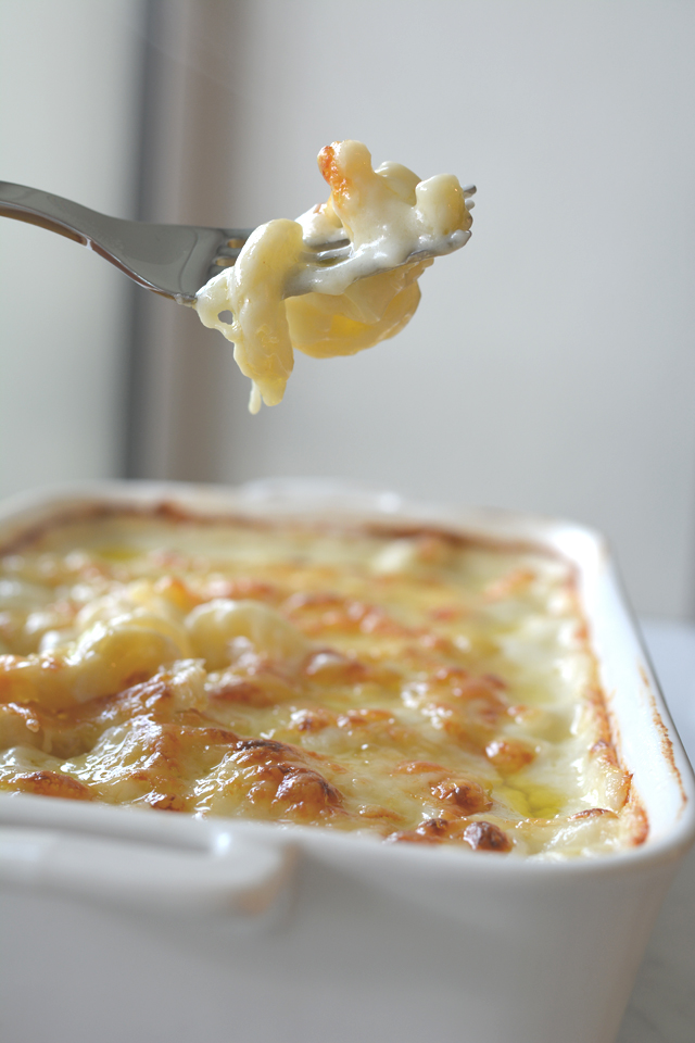 01 Cooked Macaroni Cheese