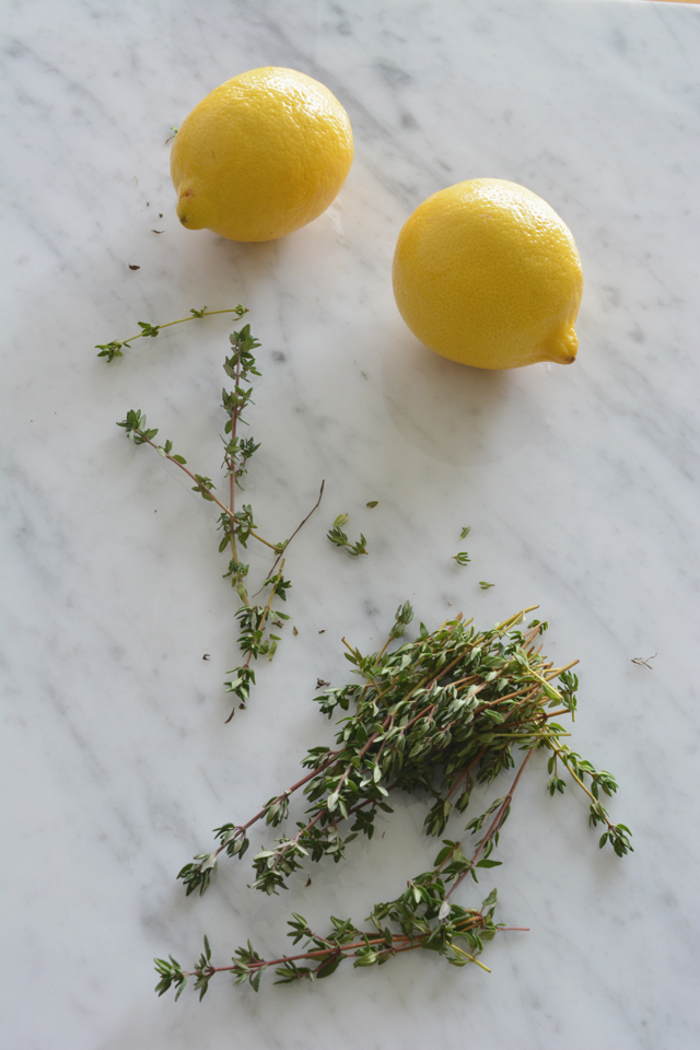 01 Lemon and Thyme