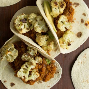 Cauliflower Tacos Featured Image