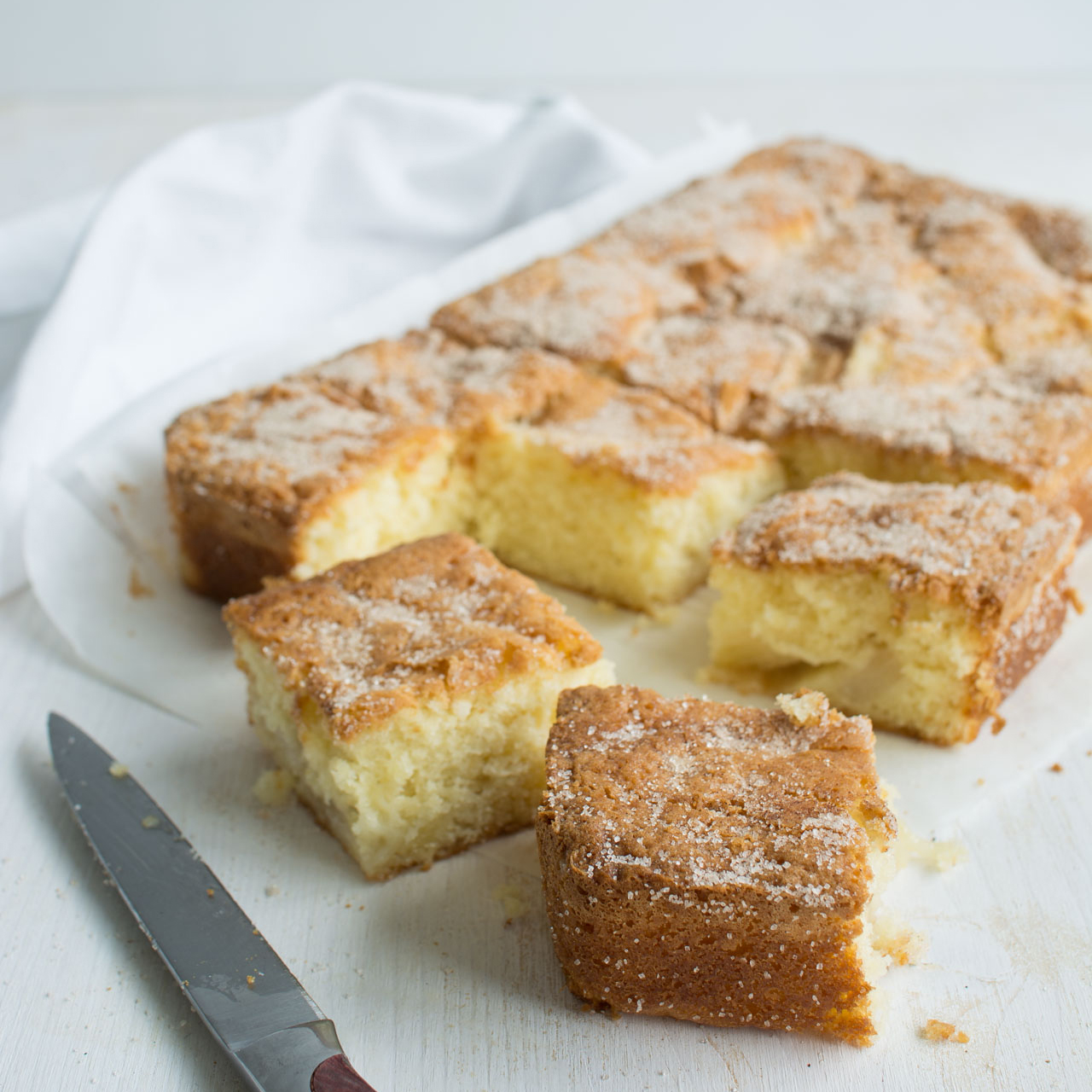 Is There A Arecipe Ffor Pear Cake