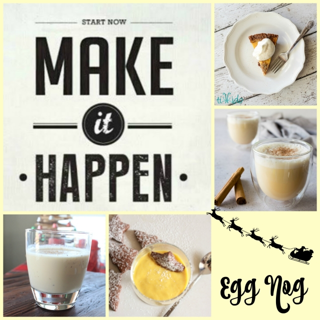Homemade eggnog is a luxurious, creamy winter drink. Snuggle up by the fire with a delicious glass of creamy, spicy eggnog!