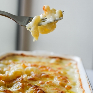 Swiss Macaroni Cheese