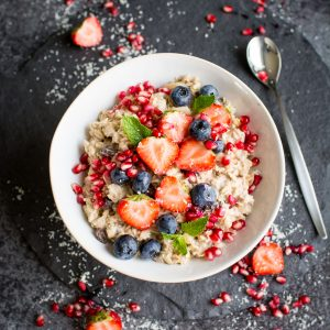 Vegan Bircher Muesli (Ultimate Breakfast Prep!)
