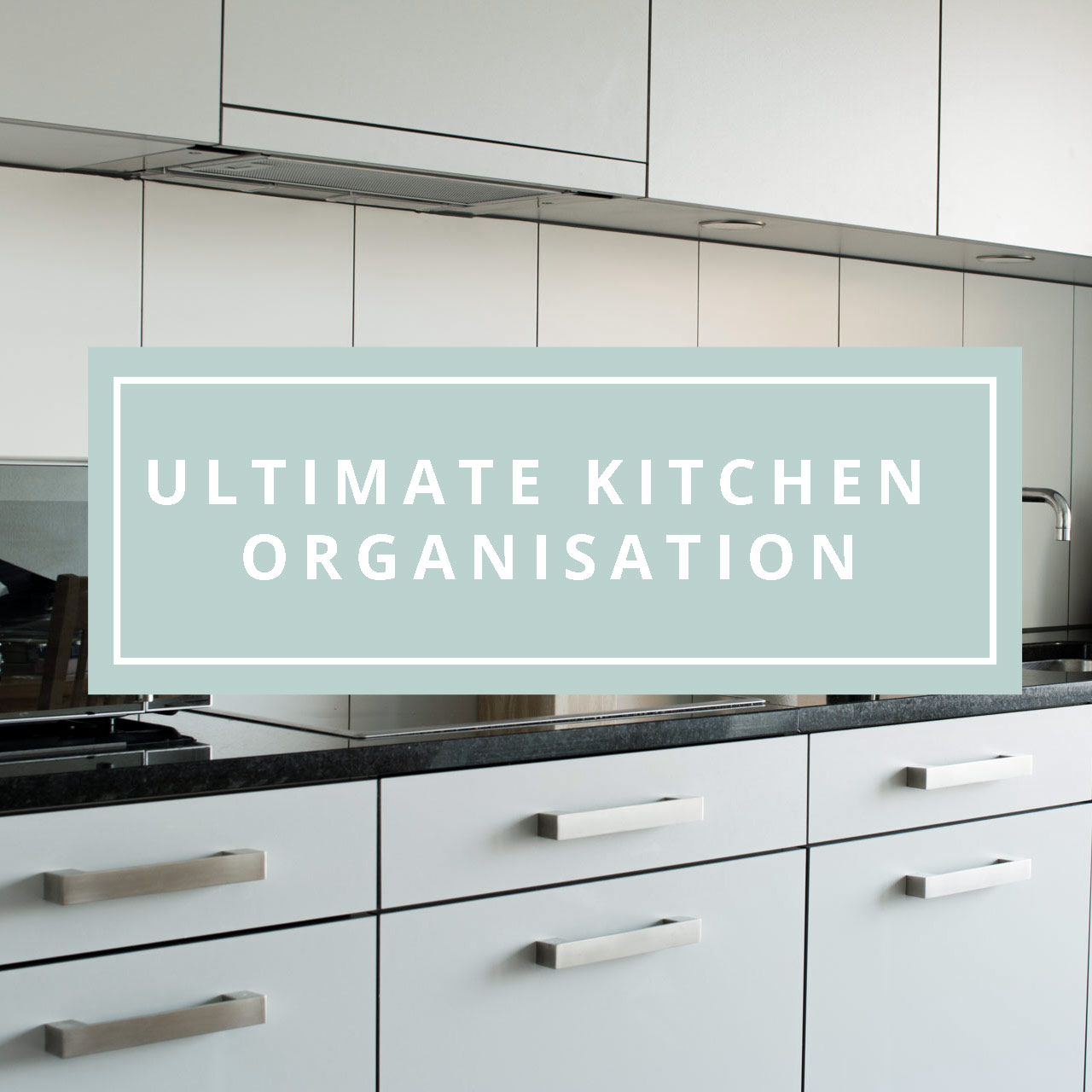 How To Organise Your Kitchen (Kitchen Tour) | Lauren Caris Cooks