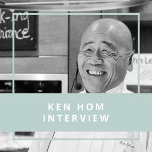A Chat with Ken Hom